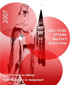 CALL 2007 conference logo