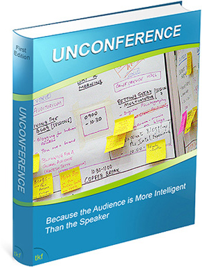 Unconference book cover