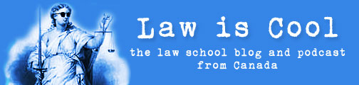 Law is Cool logo