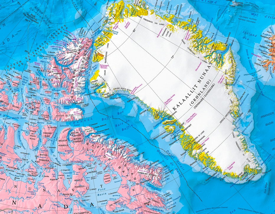 Who Owns the Arctic Northwest Passage