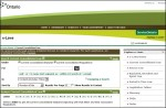 e-Laws Website - New look and feel