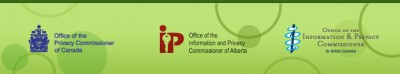 Privacy Commission of Canada Web Logo