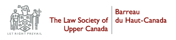 Law Socity of Upper-Canada Logo