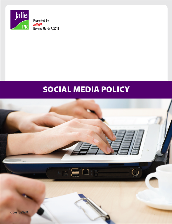 Social Media Policy Template for Lawyers – Slaw