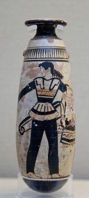 An Amazon in trousers 2500 years ago