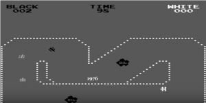 F1 video game 1976
